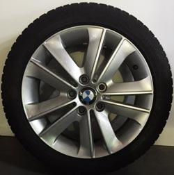 Velgen BMW winterset licht metaal-17inch