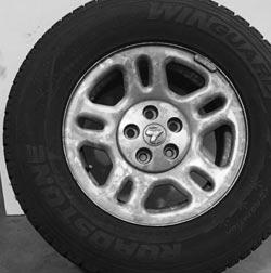 Velgen Dodge Nitro 16-inch